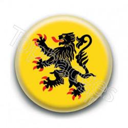 Badge drapeau Nord-Pas-de-Calais