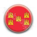 Badge drapeau Poitou Charentes