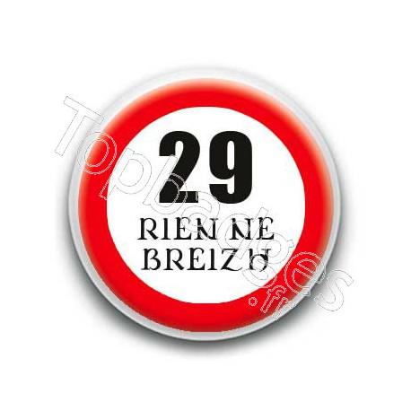 Badge : 29, rien ne breizh