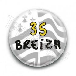 Badge 35 Breizh