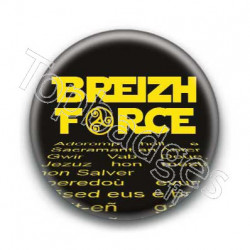 Badge breizh force