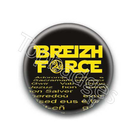 Badge : Breizh force