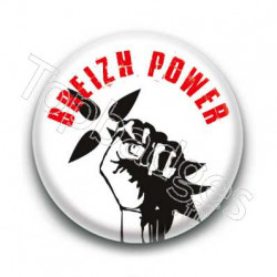 Badge breizh power