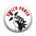 Badge Breizh power