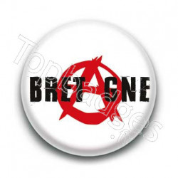 Badge bretagne Anarchie