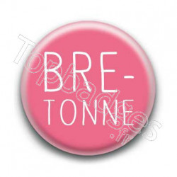 Badge bretonne