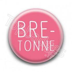 Badge bretonne