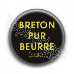 Badge Breton pur beurre salé