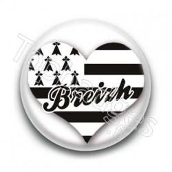 Badge Love Breizh