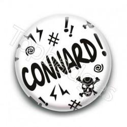 Badge connard