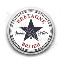 Badge Je suis Breton