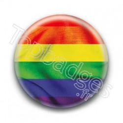 Badge  : Drapeau LGBTQ+