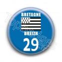 Badge Bretagne 29