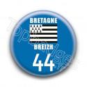 Badge Bretagne 44