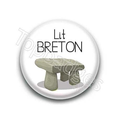 Badge : Lit breton