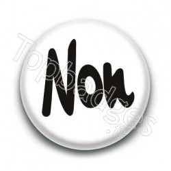 Badge Non