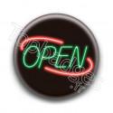 Badge Open