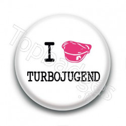 Badge I Love Turbojugend