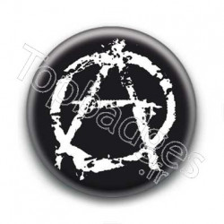 Badge Anarchie Logo