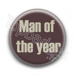Badge Man Of The Year