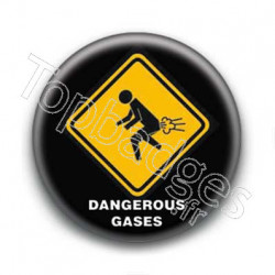 Badge : Dangerous gases