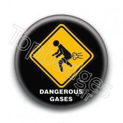 Badge Dangerous Gases