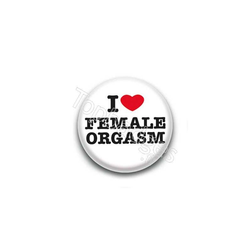 I love the female orgasm