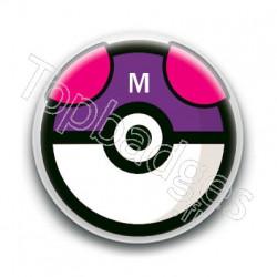 Badge Pokéball