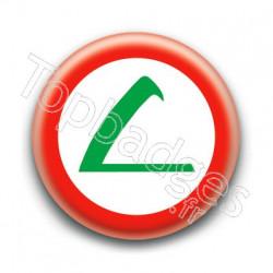 Badge Logo de Sacha