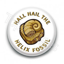 Badge Helix Fossil