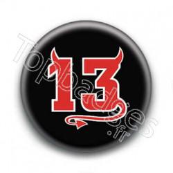 Badge Devil 13
