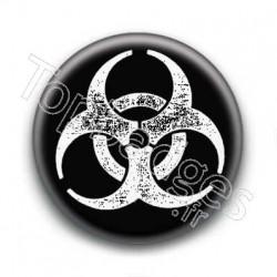 Badge Biohazard