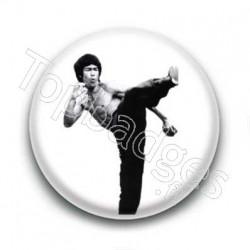 Badge Acteur Bruce Lee