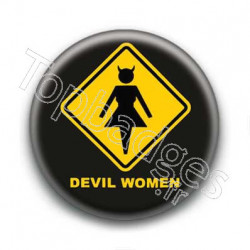 Badge : Devil women