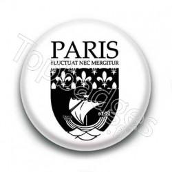 Badge Blason de Paris