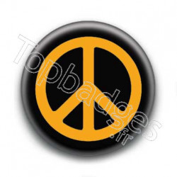 Badge Peace Logo