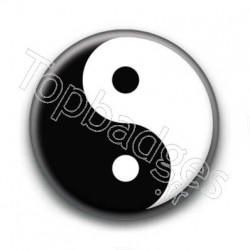 Badge Yin Yang