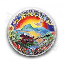 Badge Woodstock Nation