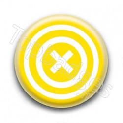Badge Logo X