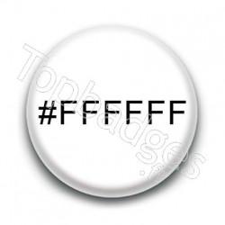 Badge Couleur FFFFFF