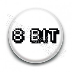Badge 8 BIT