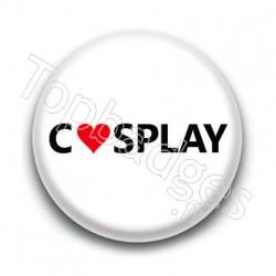 Badge Love Cosplay