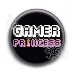 Badge Gamer Princess