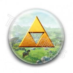 Badge : Triforce, Zelda