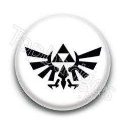 Badge : Triforce Link, Zelda