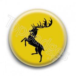 Badge : Blason Baratheon, Game of Thrones