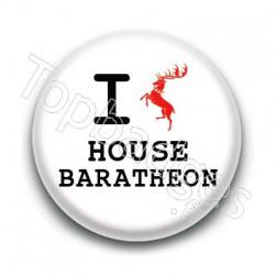 Badge : Love Baratheon, Game of Thrones