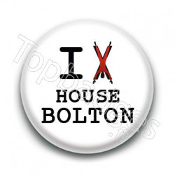 Badge : Love Bolton, Game of Thrones
