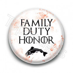 Badge : Devise Tully, Game of Thrones
