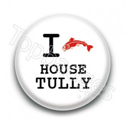 Badge : Love Tully, Game of Thrones
